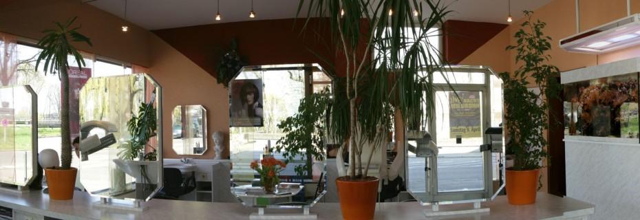 Unser Friseursalon in Heilbronn Neckargartach